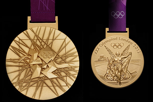 London 2012 Olympic Gold Medals