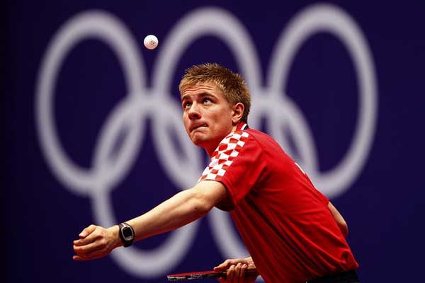 Table Tennis at 2010 Youth Olympics